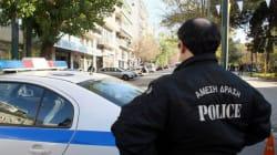 Διαρρήκτες εμβόλισαν περιπολικό με κλεμμένο αυτοκίνητο στην Εκάλη και