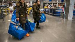 Η διάσημη τσάντα της IKEA δεν θα μοιάζει πλέον