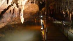Αφιέρωμα στη Δράμα: Σπήλαιο Αγγίτη, το μεγαλύτερο ποτάμιο σπήλαιο στον