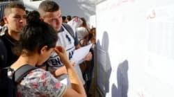 557.000 candidats concernés par les épreuves partielles du