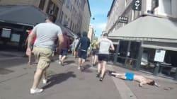 Σκηνές σοκ: Η επίθεση των Ρώσων στους Άγγλους μέσα από κάμερα