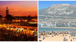 Marrakech et Agadir parmi les 10 destinations préférées des