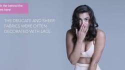 Voyez 100 ans de lingerie en trois minutes