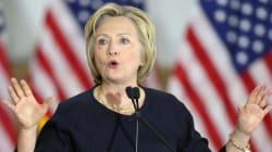 Hillary Clinton remporte la dernière primaire