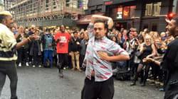 런던에서 열린 올랜도 테러 추모 집회가 멋진 '보그' 댄스 배틀로