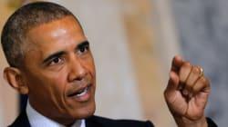 Obama dénonce la rhétorique dangereuse de Trump sur les
