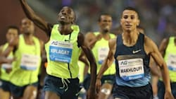 Athlétisme/Meeting Stanislas: Makhloufi vainqueur sur le
