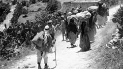 Les exilés Algériens de Tizi Ouzou à Safed en