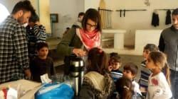 Shanti Refugees. Οι διακοπές στο Καστελόριζο μετατράπηκαν σε μια συνεχή