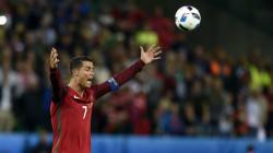 Ronaldo vexe les Islandais et se fait remettre à sa
