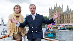 Farage's Thames Showboating Proves How Little He Really Cares For Those He