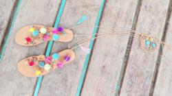Mabu Sandals: Τα ελληνικά σανδάλια που αγάπησε η Vogue και πωλούνται στο