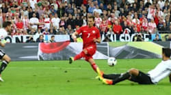 Χωρίς γκολ Γερμανία και