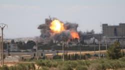Syrie: frappes russes contre des rebelles soutenus par les