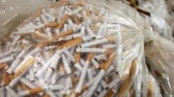 Le taux des cigarettes de contrebande sur le marché national a baissé en