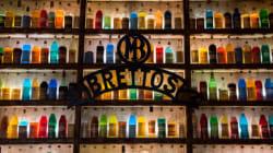 O Βρεττός είναι το παλαιότερο (και ίσως το ομορφότερο) ποτοπωλείο της