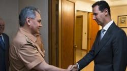 Συνάντηση Άσαντ με τον υπουργό Άμυνας της Ρωσίας που επισκέφθηκε αιφνιδίως τη