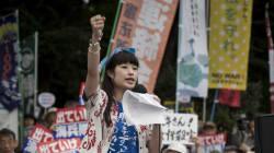 Στην Ιαπωνία φωνάζουν ακόμη «έξω οι αμερικανικές βάσεις» στη μεγαλύτερη πορεία των τελευταίων 20