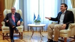 Συνάντηση Τσίπρα – Γιούνκερ στο Μαξίμου. «Είσαι αληθινός φίλος της Ελλάδος», Γιούνκερ: «Η Ελλάδα βρίσκεται στο σωστό