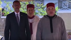 Mohammed VI accueille Paul