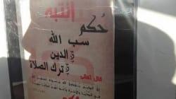 À Tétouan, des affiches excommuniant ceux qui ne font pas leur