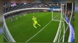 Avec ce but irréel, Lionel Messi n'a pas seulement battu un