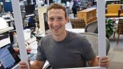 Zuckerberg, en bon parano, cache sa webcam sur son