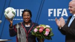 Fatma Samoura, nouvelle secrétaire générale de la Fifa prend ses