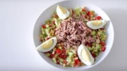 Les 5 salades tunisiennes pour accompagner vos repas
