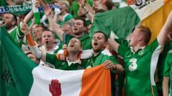 Les supporters Irlandais, meilleure équipe de l'Euro 2016? 10 vidéos qui le