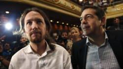 «Εμείς κρατήσαμε. Σας περιμένουμε» - Το μήνυμα Τσίπρα σε Ιγκλέσιας εν όψει των ισπανικών