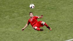 Shaqiri inscrit LE but de l'Euro (mais la Suisse est