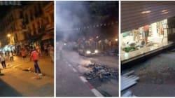 Violentes émeutes à Annaba, des blessés et des magasins