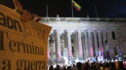 """Frieden in Kolumbien: """"Heute ist der letzte Tag des"""