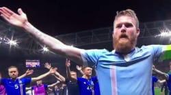 Le clapping des Islandais est digne du film