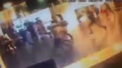 Les explosions filmées par trois caméras de surveillance [ATTENTION IMAGES
