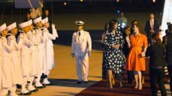 Michelle Obama quitte le Maroc après une visite de 2