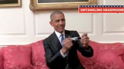 오바마가 투표를 권장하기 위해 '투표 등록보다 어려운 5가지 과제'를