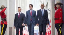 Ενώ η ΕΕ διασπάται, οι «Τρεις Αμίγκος» της Αμερικής εξυμνούν την
