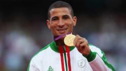 Taoufik Makhloufi défendra son titre à Rio sur le