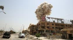 Irak: 150 jihadistes de l'EI tués dans des frappes près de