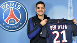 Le franco-tunisien Hatem Ben Arfa signe au