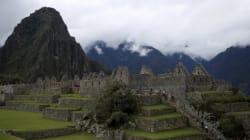 독일 관광객, 페루 마추픽추 91m 절벽서