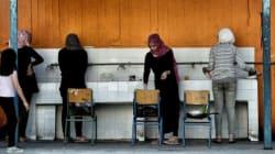 A Athènes, des réfugiés se prennent en main dans un squat