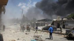 Τουλάχιστον 30 νεκροί και δεκάδες τραυματίες από σφοδρούς βομβαρδισμούς της συριακής