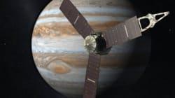 NASA 탐사선 '주노'가 목성과 춤을