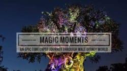 Όλη η μαγεία της Disney World σε ένα Time-Lapse