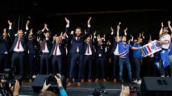 Cet accueil des supporteurs islandais pour leur équipe de football vous fera frissonner