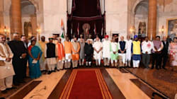 Modi Inducts 19 'Doers And Performers' Into His Council Of
