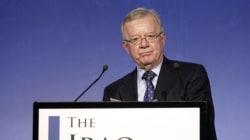 Τσίλκοτ: «Αδικαιολόγητη η βεβαιότητα» που έδειξε η κυβέρνηση Μπλερ για τα όπλα μαζικής καταστροφής του